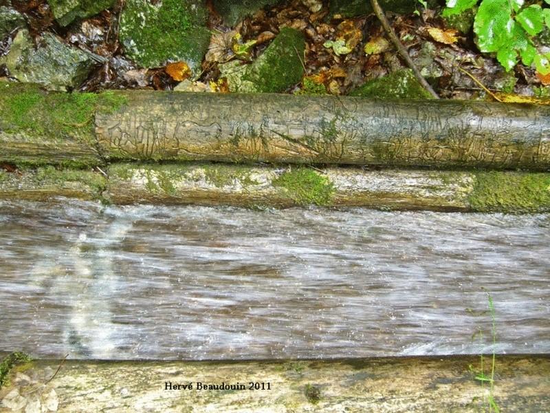 Vodný žľab, à Rakytovo (Slovaquie) P1210318