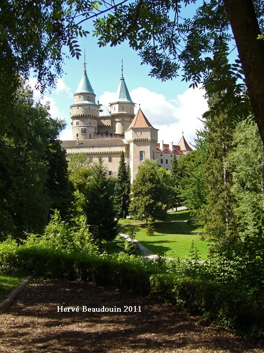 Château de Bojnice P1210410