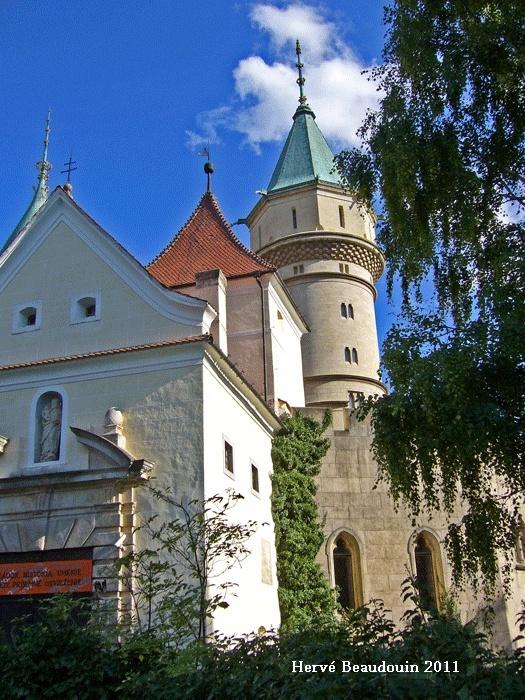 Château de Bojnice P1210411