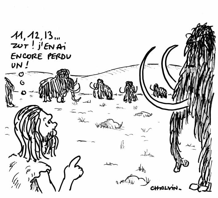 La Préhistoire pour les nuls Prehis13