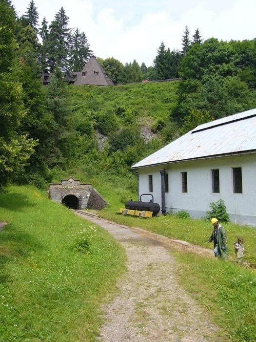 Banská Štiavnica - Musée de la mine Slovaq13