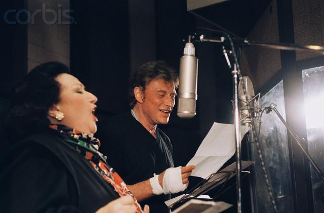 johnny hallyday en studio  - Page 3 00003210
