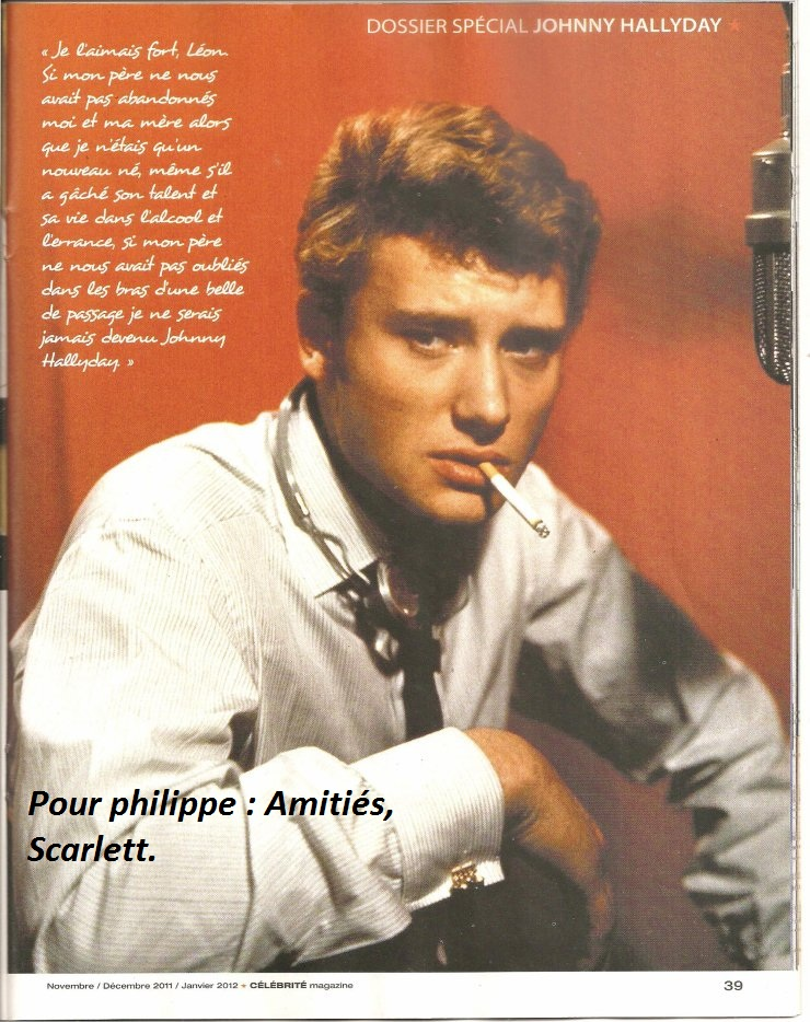 johnny hallyday en studio  - Page 4 30426510