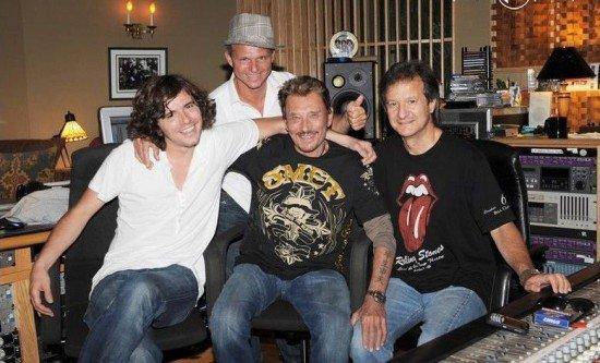 johnny hallyday en studio  - Page 5 30539410