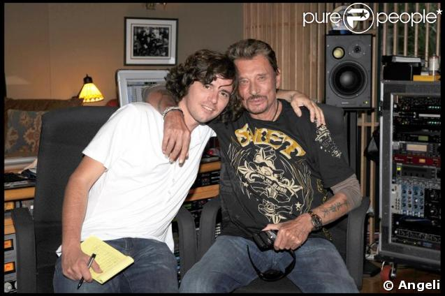 johnny hallyday en studio  - Page 5 88842-10