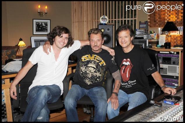 johnny hallyday en studio  - Page 5 88843-10