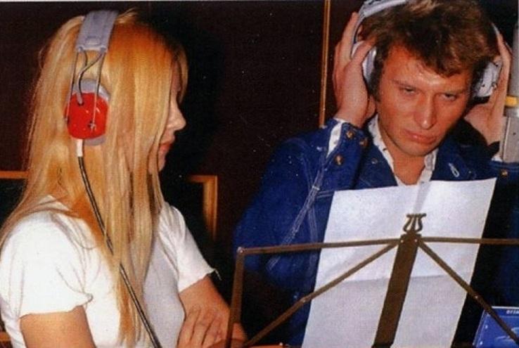 johnny hallyday en studio  - Page 5 E4314610