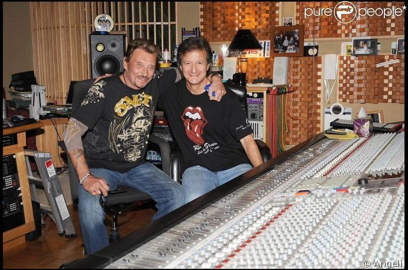 johnny hallyday en studio  - Page 4 M716d111