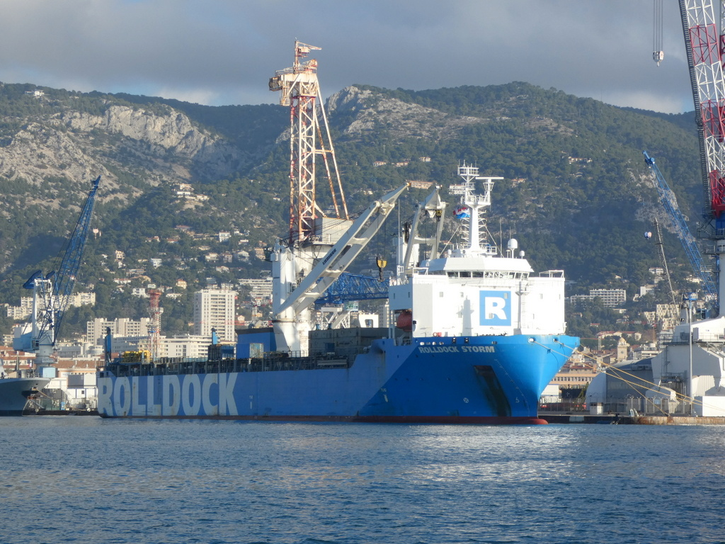 [Les ports militaires de métropole] Port de Toulon - TOME 1 - Page 42 P1010915