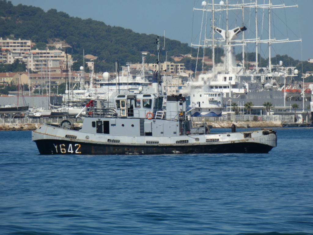 [Les ports militaires de métropole] Port de Toulon - TOME 1 - Page 38 P1230012