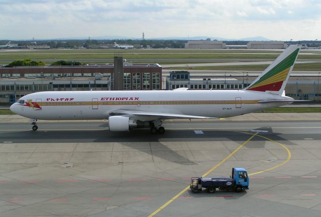 767 in FRA B767-310