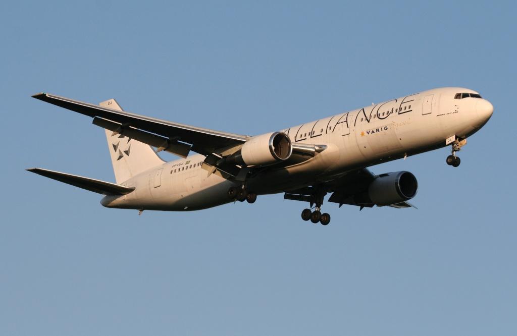 767 in FRA B767-311