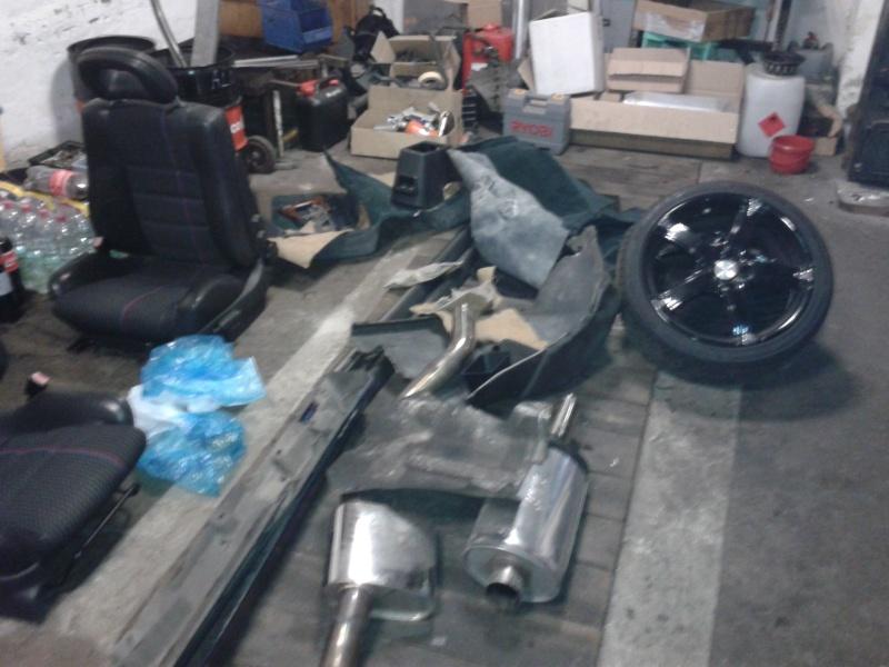 Omega A 3l 24v Turbo, Baustelle wird beendet, Auto geschlachtet - Seite 6 2012-110