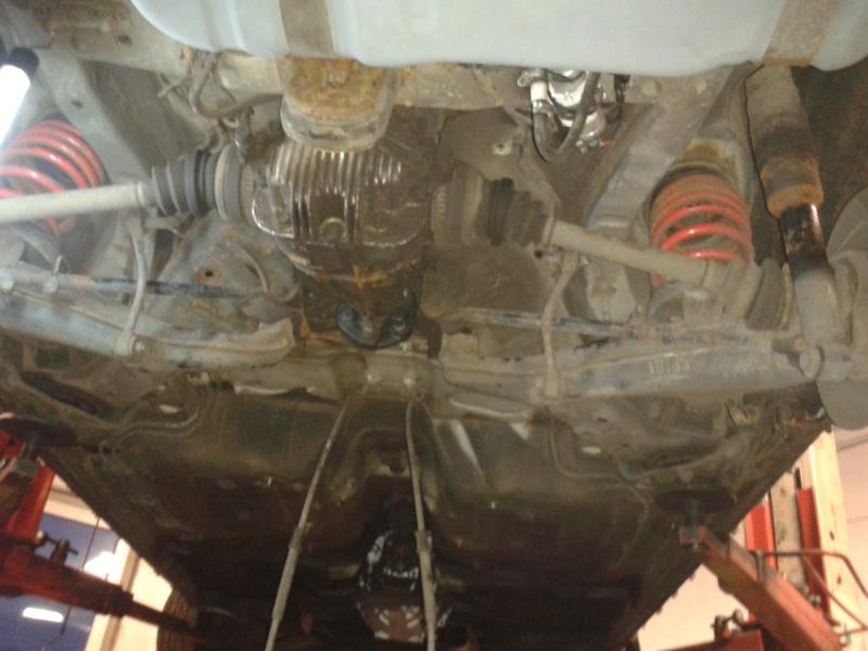 Omega A 3l 24v Turbo, Baustelle wird beendet, Auto geschlachtet - Seite 6 2012-111