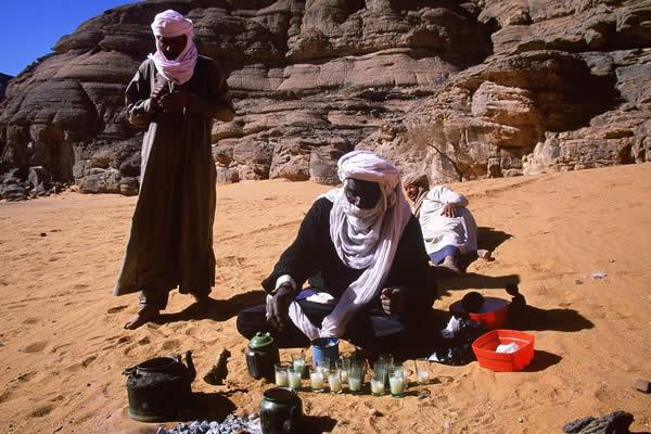 Algerian Desert (Let the pictures take) Al10211