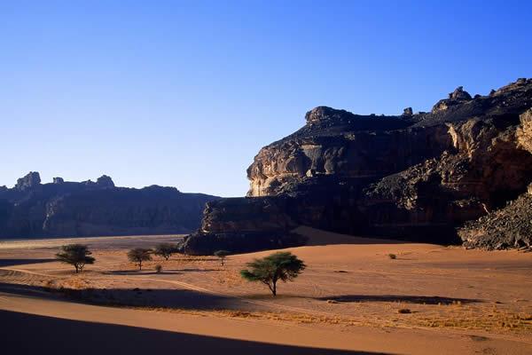 Algerian Desert (Let the pictures take) Al10910