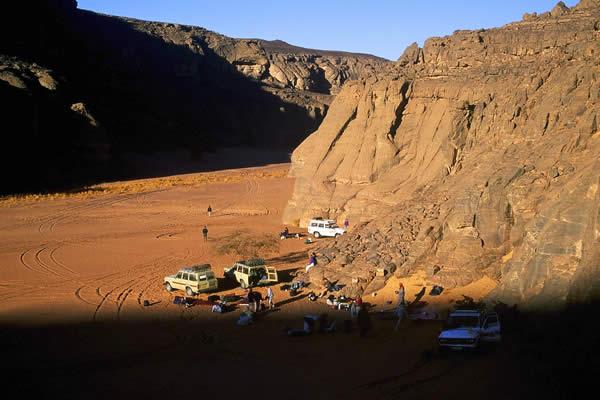 Algerian Desert (Let the pictures take) Al11010