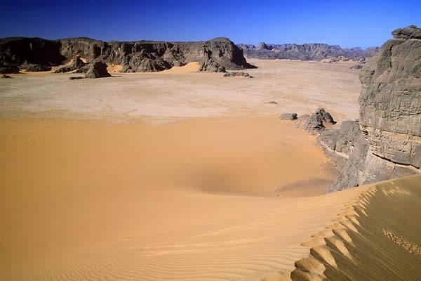 Algerian Desert (Let the pictures take) Al11310