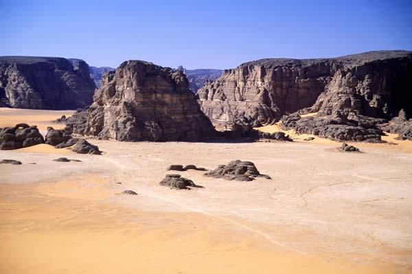Algerian Desert (Let the pictures take) Al11410