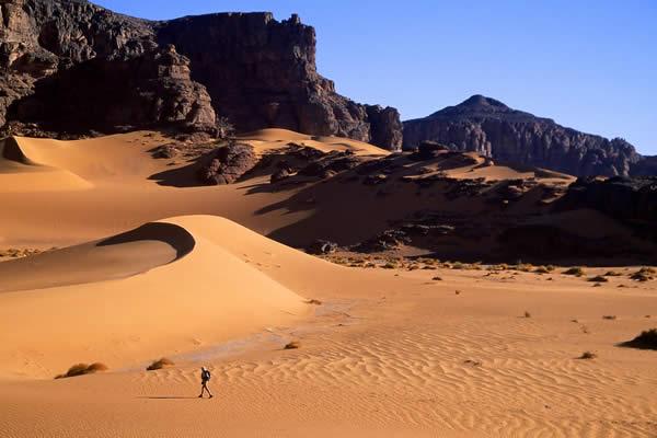 Algerian Desert (Let the pictures take) Al11710