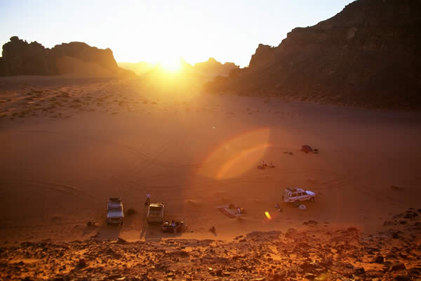 Algerian Desert (Let the pictures take) Al20810
