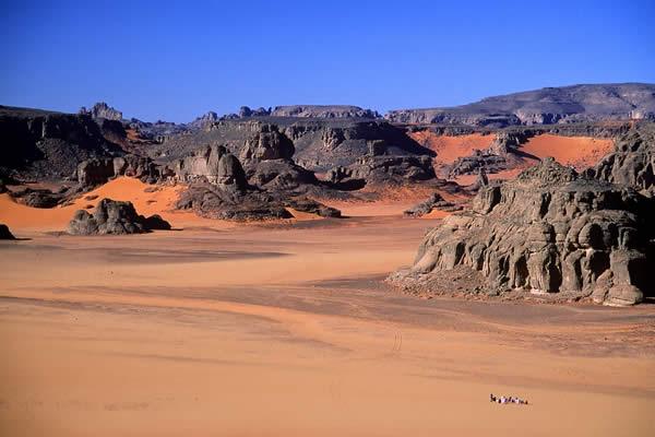 Algerian Desert (Let the pictures take) Al21010