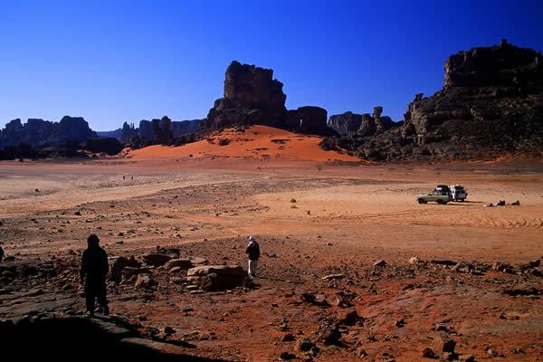 Algerian Desert (Let the pictures take) Al23210