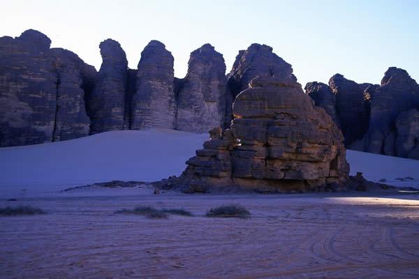 Algerian Desert (Let the pictures take) Al31210