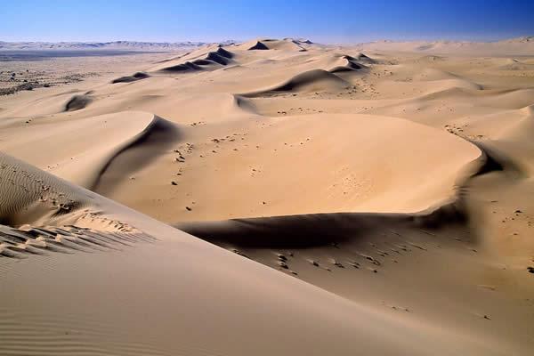 Algerian Desert (Let the pictures take) Al43010