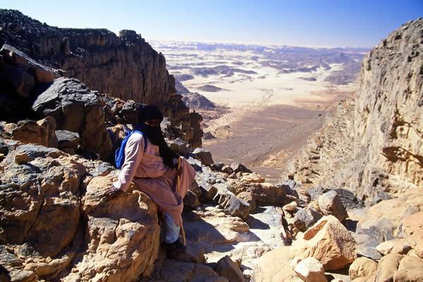 Algerian Desert (Let the pictures take) Al51810