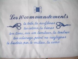 Les 10 commandements de la brodeuse Dscn6417