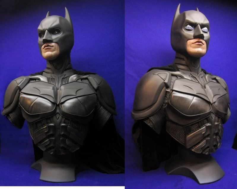 The Dark Knight Sonar Bust - Hollywood Collectibles Group Cc-3-210