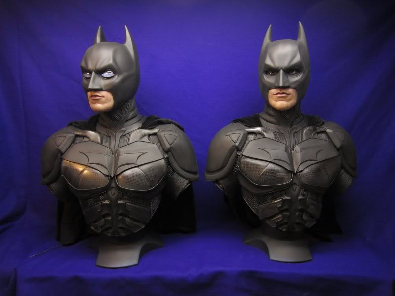 The Dark Knight Sonar Bust - Hollywood Collectibles Group Img_1110