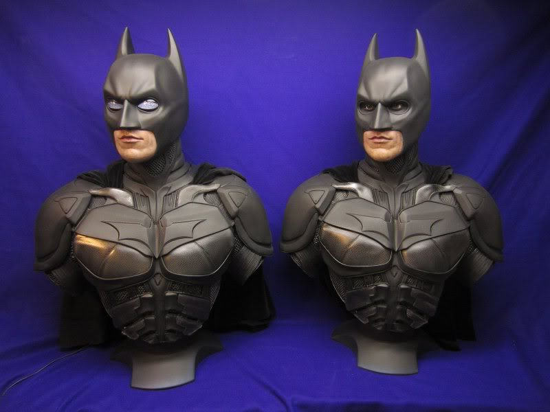 The Dark Knight Sonar Bust - Hollywood Collectibles Group Img_1111