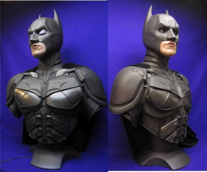 The Dark Knight Sonar Bust - Hollywood Collectibles Group Img_1210