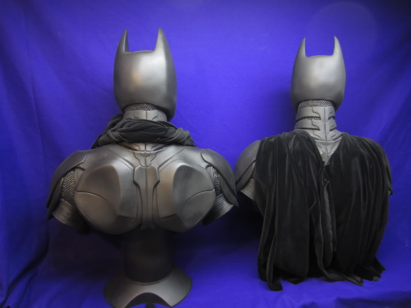The Dark Knight Sonar Bust - Hollywood Collectibles Group Img_1211