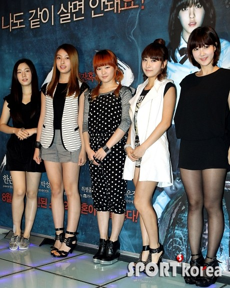 110731 5dolls @Gingseng Party Spirit (Horror party) 78690410