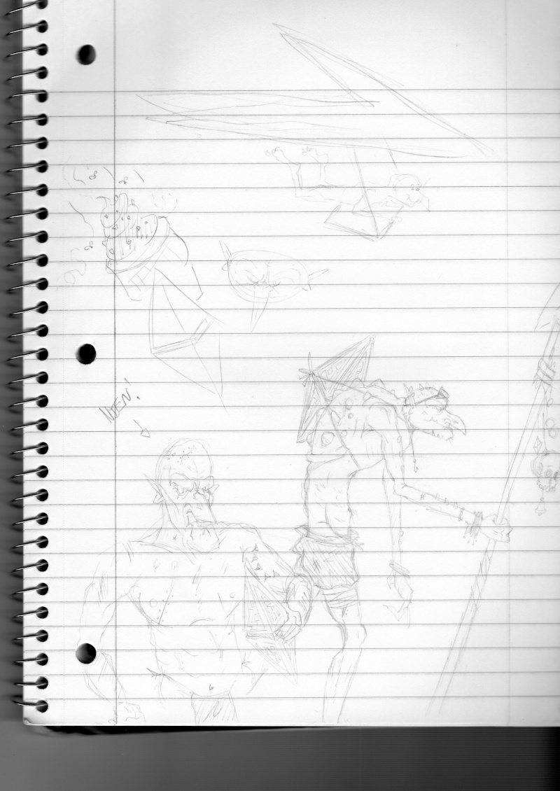 Iggy's Doodles - Page 4 Goblin10