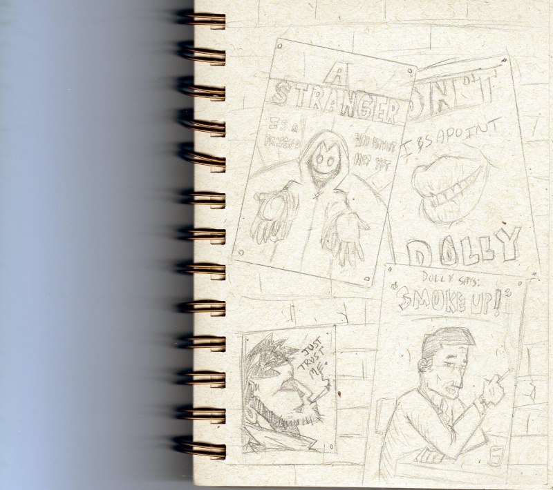 Iggy's Doodles - Page 4 Poster10