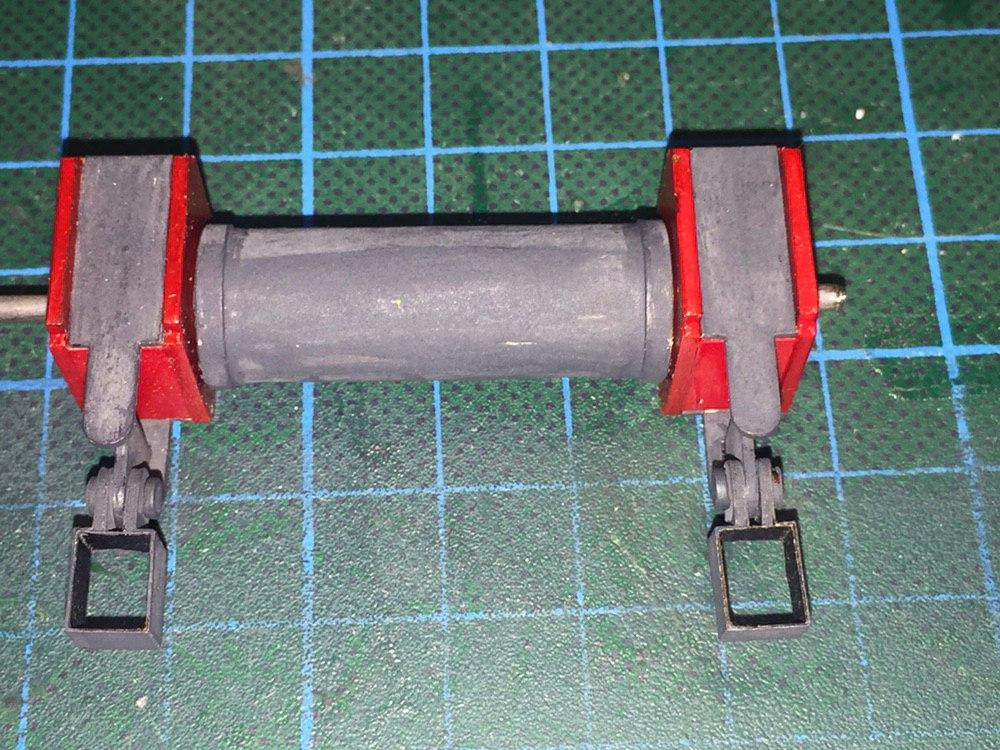 BR 03.10 auf Basis Angraf Dampflok PM3, 1:25 Photo_31