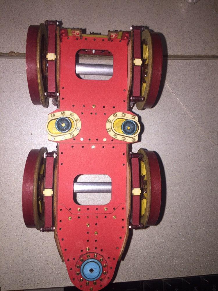 BR 03.10 auf Basis Angraf Dampflok PM3, 1:25 Photo_34