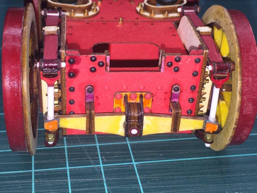 BR 03.10 auf Basis Angraf Dampflok PM3, 1:25 Photo_40