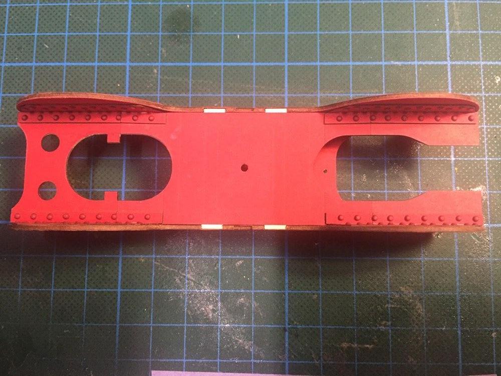 BR 03.10 auf Basis Angraf Dampflok PM3, 1:25 - Seite 2 Photo_49