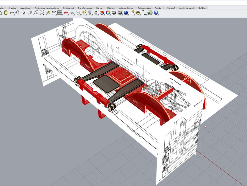 BR 03.10 auf Basis Angraf Dampflok PM3, 1:25 - Seite 2 Screen30