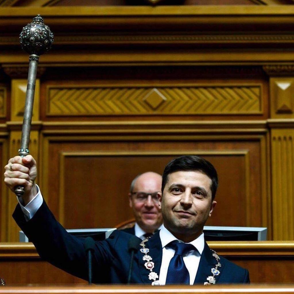 La présidence Zelensky 61113210