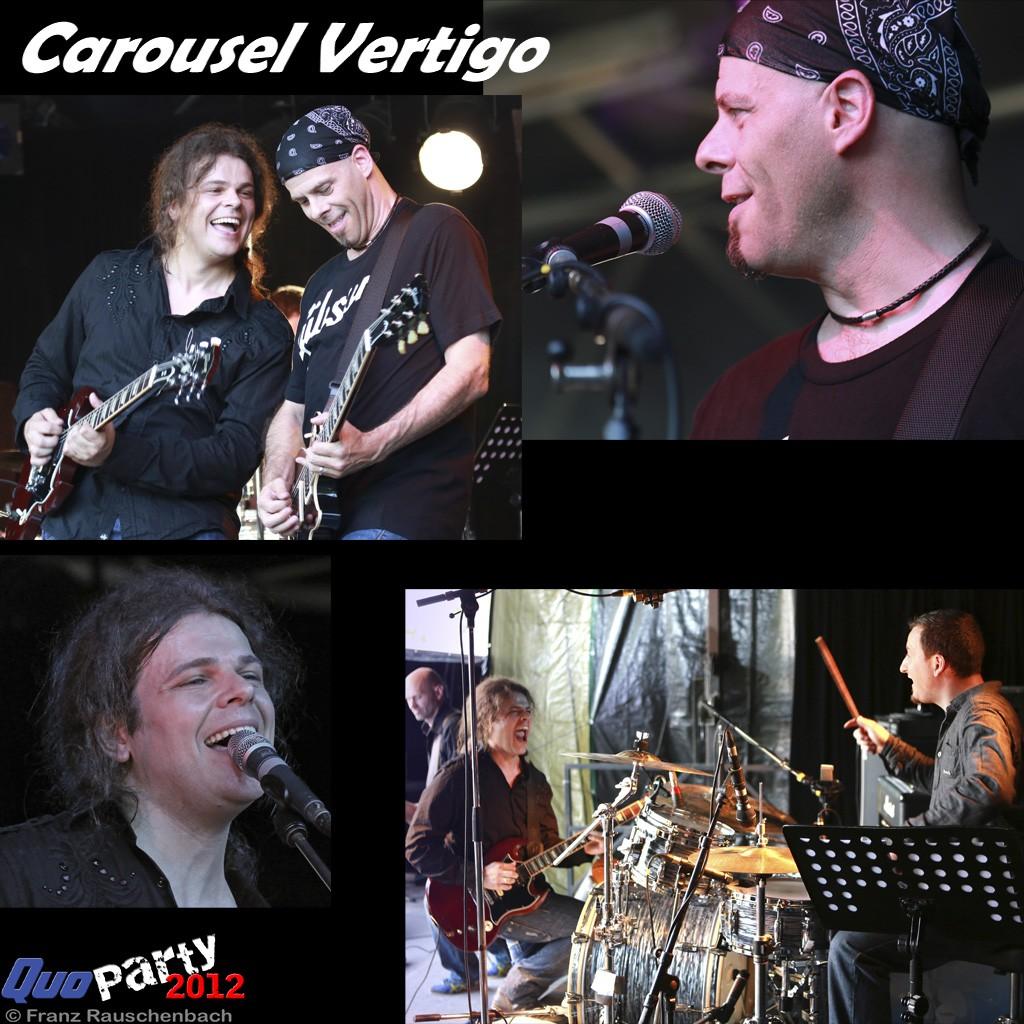l'entrée des artistes ... Carous10