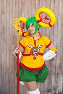 Les cosplays de Yuna 15457910
