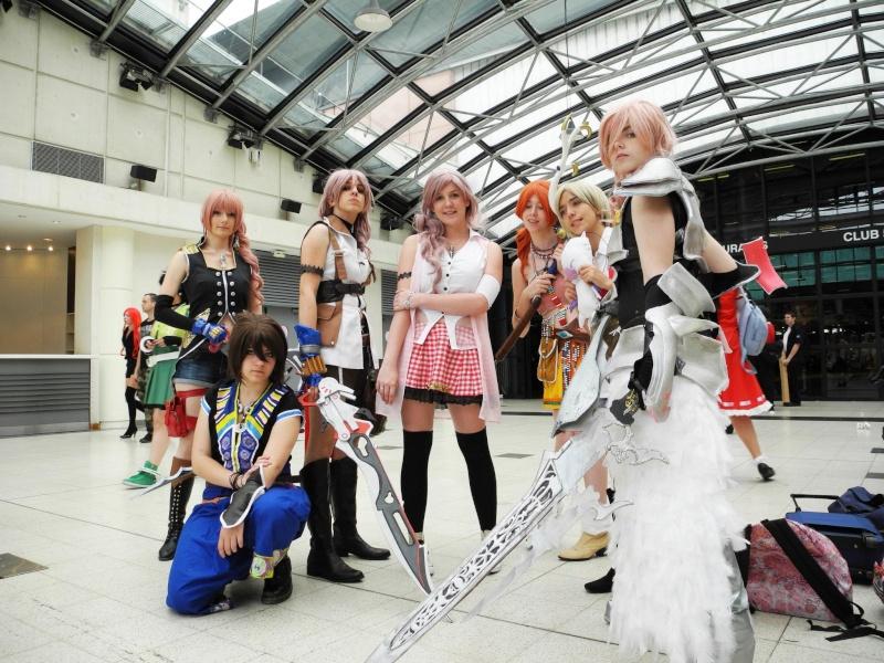 Les cosplays de Yuna 27817912