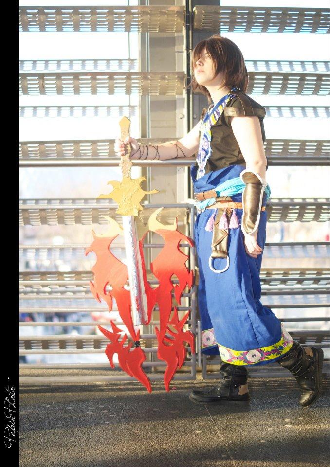 Les cosplays de Yuna 40559210