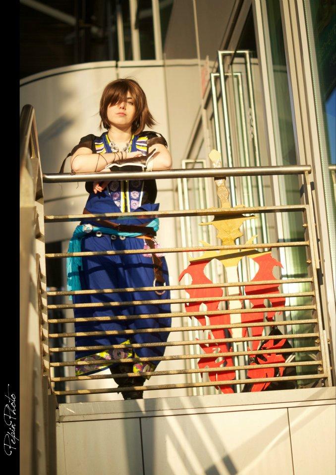 Les cosplays de Yuna 40944610